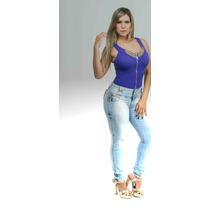 Calça Rhero Jeans Clara