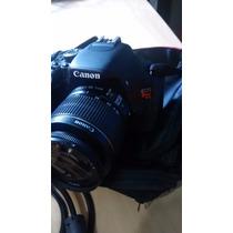 Maquina Fotografica Canon T3i-mais De 20 Acessorios-perfeita