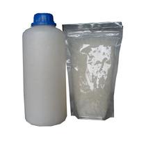 Sílica Gel Branca Pote 1,5 Kg + 30 Saches Zip + Manual