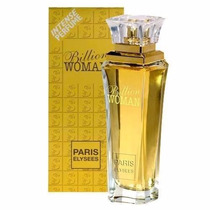 Perfume Paris Elysees - Billion Feminino 100ml Novo