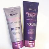 Kit Shampoo E Condicionador Rejuvenesce Os Fios Siàge Eudora