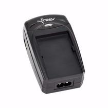 O Carregador De Baterias Cbl053 P/ Samsung Ia-bh125c Hmx-r10