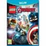 Lego Marvel Avengers Vingadores Wii U Wiiu Novo E-sedex