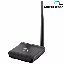 Roteador Wireless Wifi N Multilaser 5 Dbi 150 Mbps Re047