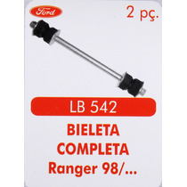 Bieleta Completa Ranger 98 Em Diante 2 Peças