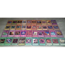 Lote De 40 Mini Cartas De Yu-gi-oh, Baseadas Em Bandit Kit
