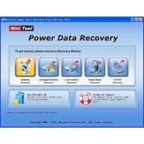 Power Data Recovery.com Serial Original (licença De Tecnico)