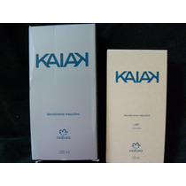 1 Desodorante + 1 Refil Kaiak Spray Masculino 100ml