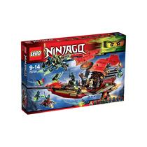 Lego 70738 Ninjago Final Flight Of Destiny
