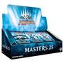 Masters 25 - Booster Box Selada Em Inglês!  Original
