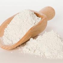 Argila Branca Em Pó 1kg - 100% Natural