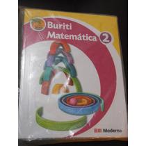 Livro Projeto Buriti Matemática 2º Ano