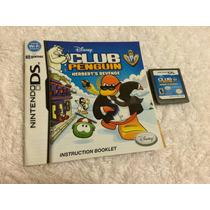Club Penguin Herbert
