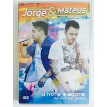 Dvd Jorge & Mateus A Hora É Agora Ao Vivo Em Jurerê (2012)