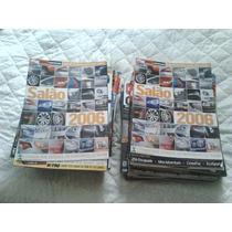Lote Revistas 4 Rodas 94/95/04/05/06/07/08/09/10/11