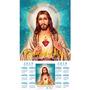 Folhinha Sagrado Coração De Jesus 2019