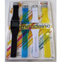 Relógio Mondaine Twist Vibe Troca Pulseira 94410l0mcnp1 Paba