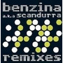 Cd Edgard Scandura Benzina Remixes
