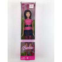Promoçâo Barbie Raquelle City Style Antiga 2006