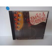 Cd Alemão E Zezo Ribeiro Brasilian Guitar Music