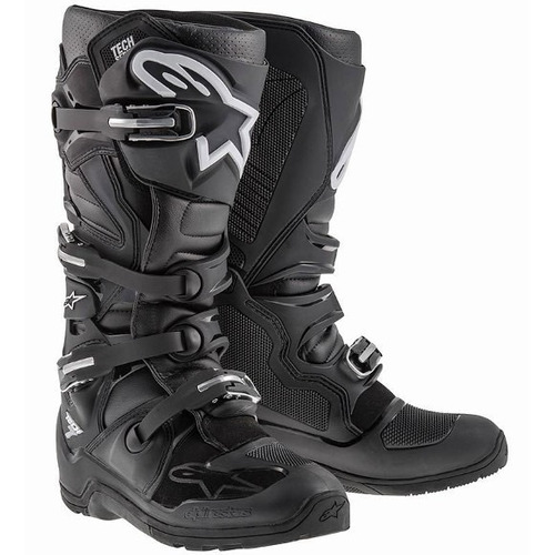 Bota Alpinestars Tech 7 Enduro Preto 11 ( 42 / 43 ) Rs1