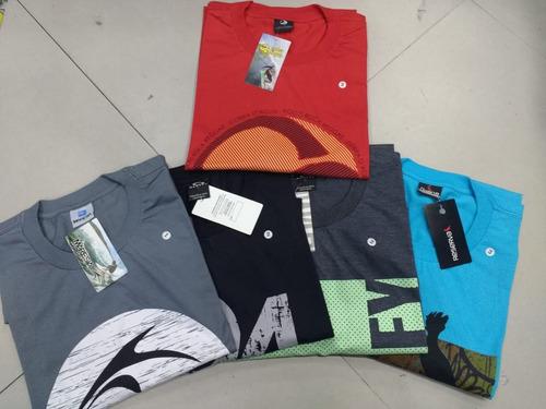 e92a230621 Kit 5 Camiseta Especial Plus Size Tamanho Grande G1 G2 G3 - R  149 ...