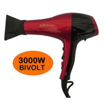 Secador De Cabelo Profissional 3000w - Bivolt Pronta Entrega