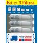 Refil Filtro Vela Purificador Soft By Everest - Frete Grátis