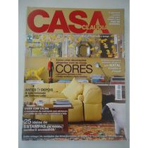 Casa Claudia #591 Ano 2010 Novas Cores - Pisos De Madeira