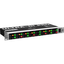 Direct Box Ultra-di Pro Di800 Padrão Rack - Behringer Di-800