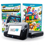 Nintendo Wii U Deluxe Super Mário 3d World 32gb Garantia Nfe