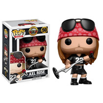 Funko Pop! Rocks: Guns N' Roses - Axl Rose #50