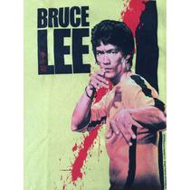 Camisa Bruce Lee - Game Of Death - Importada - Tam Grande