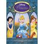 Coleçao Disney Princesas 5 Dvds Branca De Neve Cinderela Bel