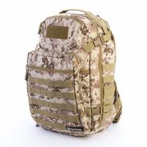 Mochila Militar Mission Camuflado Digital Deserto Tactical