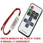 Dimmer 12v Sem Fio Com Controle Wireless Frete R$ 10, 00