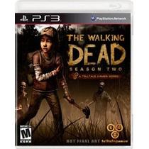 Jogo Play 3 The Walking Dead 2 Season 2