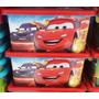 Caixa Organizadora Filme Disney Para Guardar Brinquedos