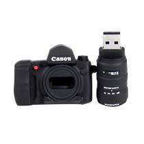 Pendrive Personalizado Câmera Canon - 4gb