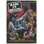 Dvd Made In Brazil-48 Anos De Rock E Blues(original)