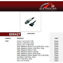 Sonda Lambda Fiat Fiorino, Uno 1.0, 1.5, 1.4, 1.6, 1.3 Fire
