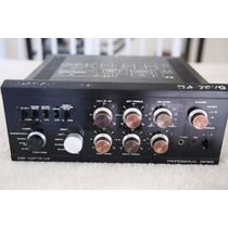 Amplificador Quazar Qa 7070 Funcionando 100%
