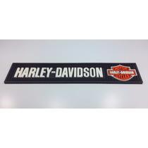 Bar Mat Harley Davidson / Heineken / Budweiser