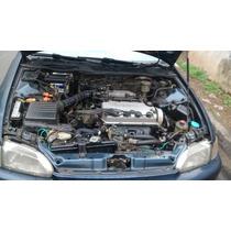 Cambio Manual Honda Civic Sedan Ex 1.6 16v 92 Kit Completo