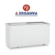 Freezer Gelopar Ghde-510 Vidro Deslizante 441 Litros