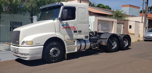 VOLVO NH 380 2003 AR CONDICIONADO BOM DE PNEUS E MECANICA