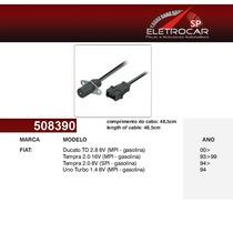 Sensor De Rotação Fiat Tempra 2.0 8v, 16v 93 Em Diante