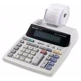 Calculadora De Mesa Sharp El-1801v Com Bobina - Original