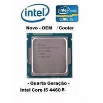 Processador Intel Core I5 4460s 2.9ghz (3.4ghz Turbo)lga1150
