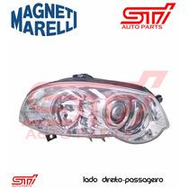 Farol Fiat Siena 2010 2011 Original M. Marelli Passageiro
